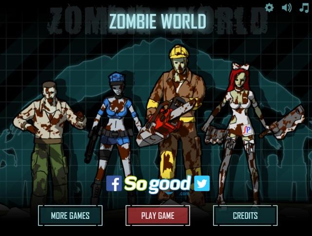 zombie wolrd 4